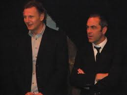 Actors Liam Neeson and Jimmy Nesbitt make appeal for