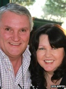 Philip and Sheila Wood who died with their daughter Sophie in a murder suicide pact