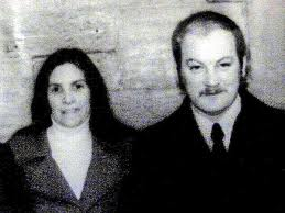 Briege and Martin Meehan in earlier years