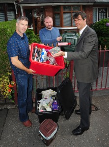 Belfast city council black box recycling