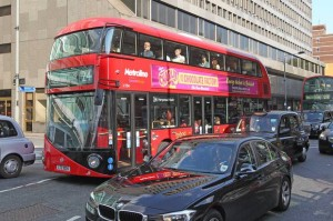 Passengers are sweltering on London's 'Boris Buses' as the air conditioning has failed