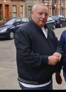 Sinn Fein councillor Danny Lavery