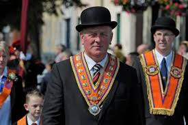Orange Order Grand Master Edward Stevenson  holds talks with senior Catholic clergy