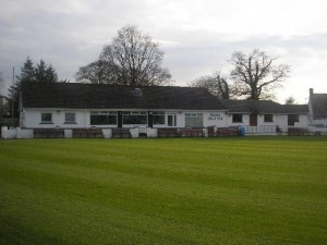 Eglinton cricket club officials are devastated after its ptich was vandalised