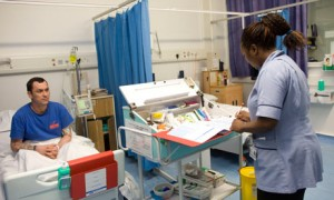 Staffing levels of nurses falling at nights and weekend, says RQIA report