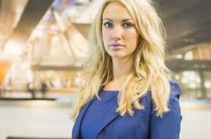 YOU'RE HIRED...Leah Totton has been crowned 2013 Apprentice winner