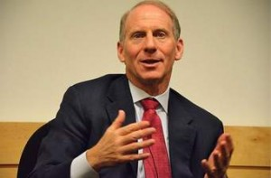 Former US Envoy Richard Haass holds second day of talks with unionists and RBP