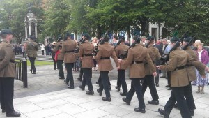 Belfast prepares to remember the fallen at the Battle of the Somme