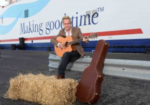 Derek Ryan will be performing onboard Stena Line on August 28 while the inimitable Queen of Country music, Philomena Begley and her band 'The New Rambling Men', will showcase 50 years of celebration of country music on September 27.