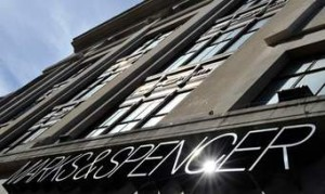 Marks & Spencer has announced it is close its NI warehouse operation from 2014