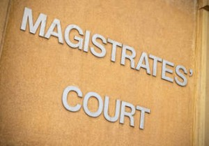 A man is remanded in custody at Ballymena Magistrates