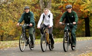 Belfast bikers