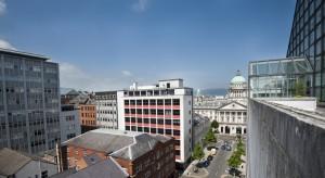 Belfast city scape