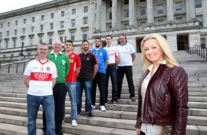 UUP MLA Jo-Anne Dobson and starts of GAA, soccer and rugby back her Organ Donor Bill