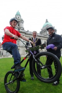 Lord Mayor Mairtin O Muilleoir hosting Belfast Day at Belfast City Hall this weekend