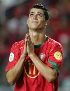 Ronaldo scores a hat trick at Windsor Park in Group F World Cup qualifier