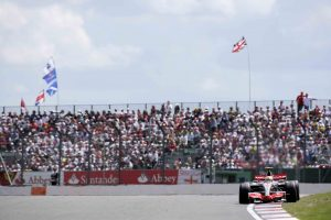 Enjoy the thrills and spills at British F1 Grand Prix at Silverstone with Travel Solutions