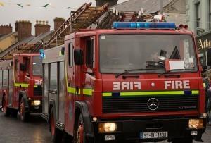 Donegal fire brigade