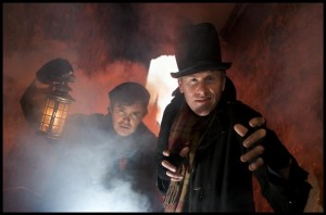 Take a trip this Halloween to Scotland for a frightful experience