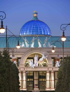 The Trafford Centre in Manchester for all your shopping needs this Christmas