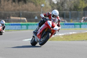 Road racer Jonny Buckley who was killed on Monday night in Ballyclare