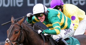 Tony McCoy rides home Mountain Tunes to his 4,000th career winner