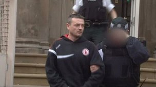 Gavin Coney granted bail when he appeared at Belfast Crown Court on Monday