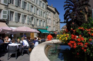 Why not try a spring break next year to beautiful Geneva