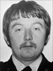 RUC Reserve Constable John Proctor who was shot dead by the IRA in 1981
