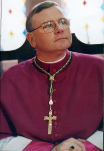 I CONFESS...Bishop Pat Buckley pleads guilty to his role in a sham marriage scam