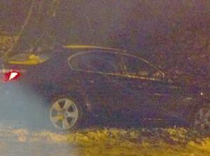 NI snow car Feb 11 2014