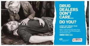 psni drug dealers campaign