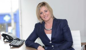 IHS managing director Audrey Spence
