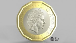 The new £1 coin to be introduced in 2017