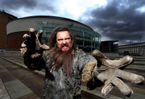 WILDLINGS DESCEND ON BELFAST: