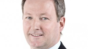 New QUB vice chancellor Patrick Johnston