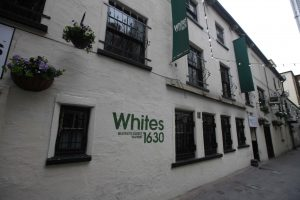 Whites Tavern, one of Belfast's most historic pubs, has opened its doors with a brand new look.