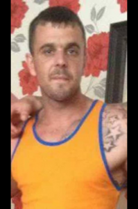 Missing person Jonathan Bones