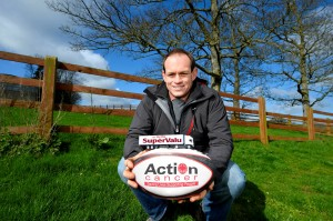 Simon Best, farmer and former international rugby player is encouraging members of the farming community to hop on board the charity's Big Bus, supported by SuperValu, when it visits the Balmoral Show on 14th-16th May.