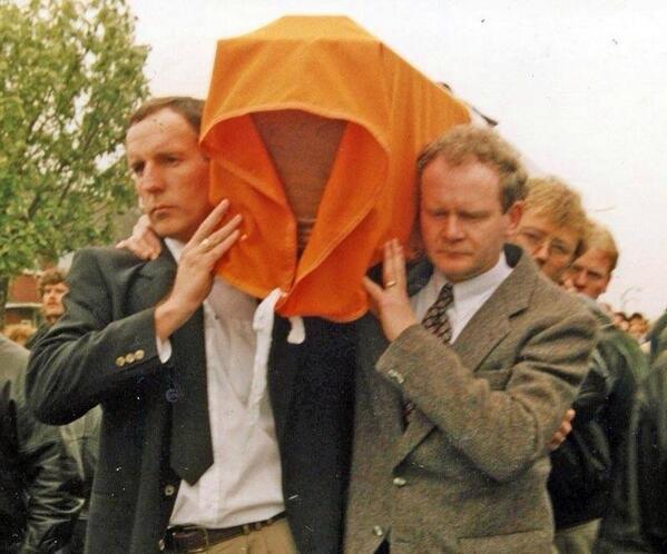 Bobby Storey (left) freed without charge