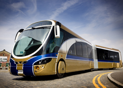 How the new rapid transit buses will look like