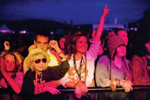 Fans delight at Belsonic in Belfast