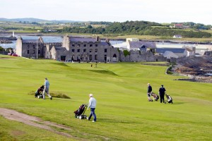 Ardglass Golf Club  Situated on the south-east coast of County Down,