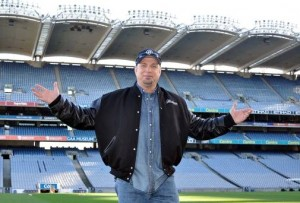 Promoter cancels all five Garth Brooks concerts in Dublin