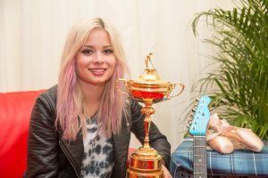 Nina Nesbit confirmed to play 2014 Ryder Cup Gala Concert