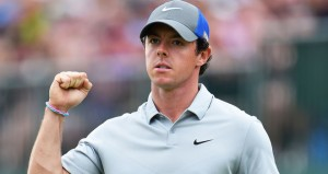 Rory McIroy has one eye on the Claret Jug at The Open