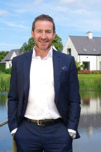 Gary McCausland, proprietor, Robinhall House