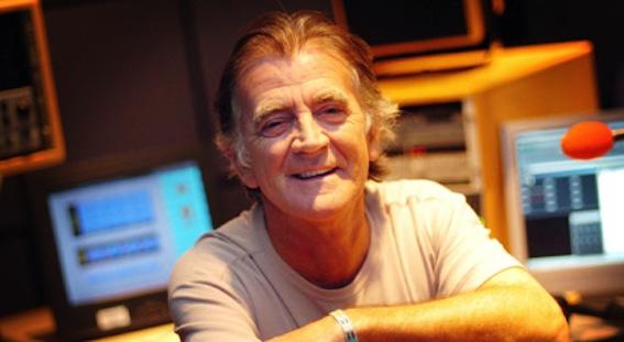 Veteran broadcaster Gerry Anderson dies after illness
