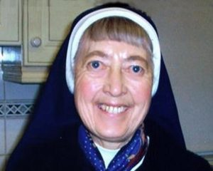 Sister Frances Forde died in two vehicle crash