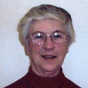 Sister Marie Duddy who tragically died in collison with police car